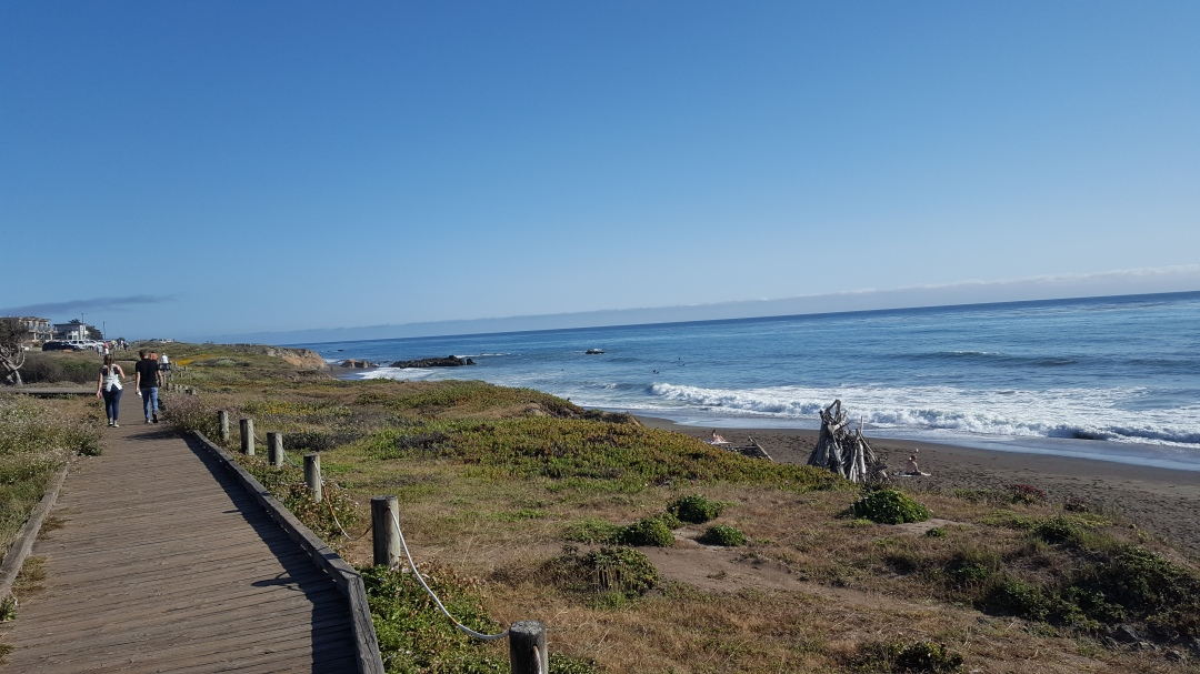 Cambria Boardwalk