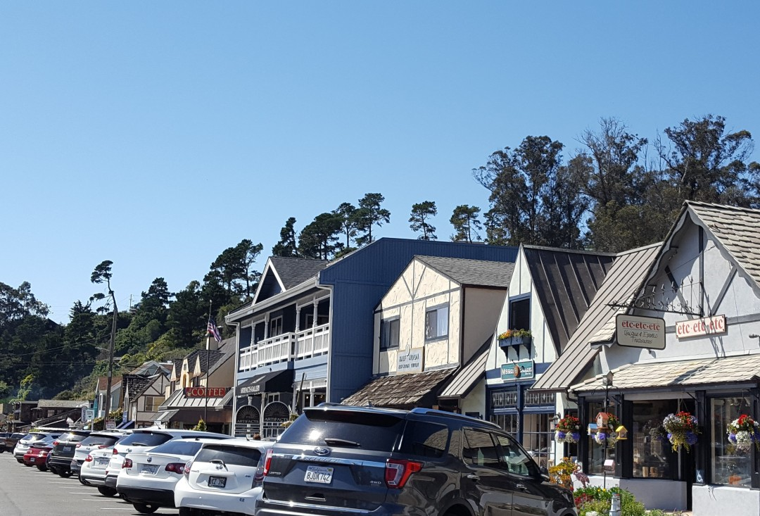 Downtown Cambria